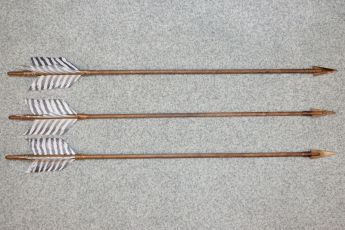 Bone tip arrows