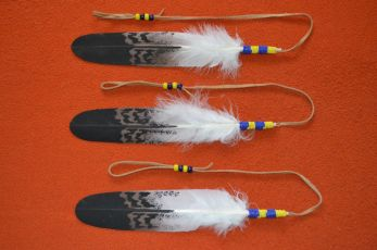 Feather straps